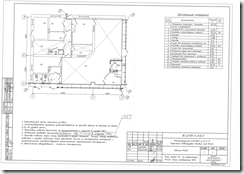 Внесение изменений в проектную документацию (пример). Лист 10.